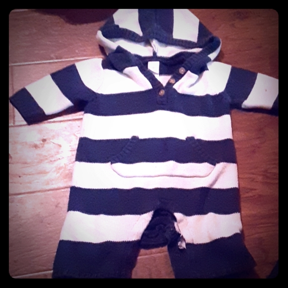 Old Navy Other - Old navy knitted onesie
